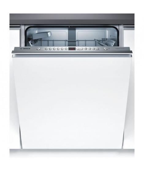 BOSCH SMV46IX03E - Lave vaisselle tout encastrable - 13 couverts - Tres silencieux 44 dB - A++ - L60 cm - Moteur induction