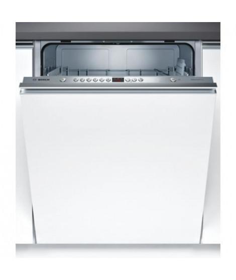 BOSCH SMV46AX00E Lave-vaisselle tout intégrable - 12 couverts - 48 dB - A+ - 60 cm - Moteur induction - Blanc