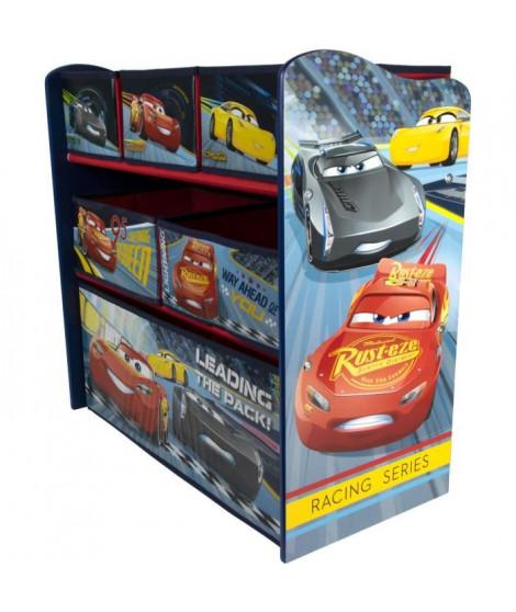 CARS 3 Meuble de Rangement - 6 Tiroirs