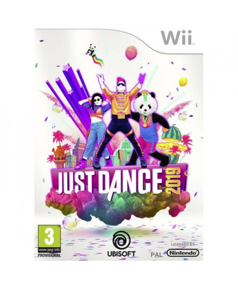 Just Dance 2019 Jeu Wii