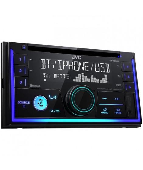 JVC Autoradio 2 DIN Bluetooth KW-R930BT