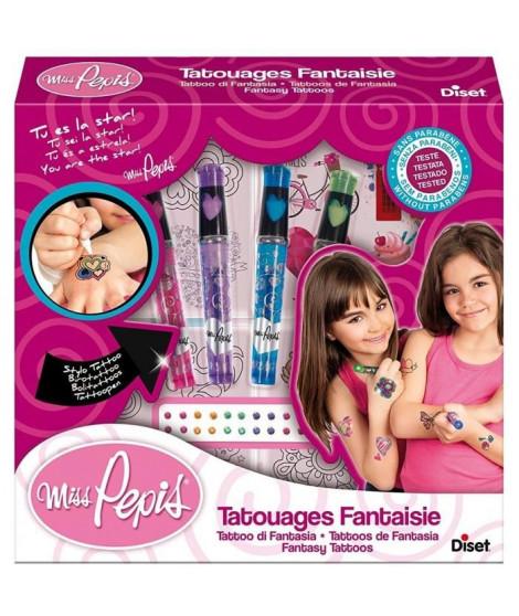 Miss Pepis - Tatouages Fantaisie