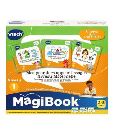 VTECH - MAGIBOOK - Mes apprentissages Niveau Maternelle