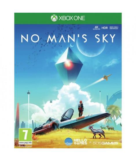 No man's sky Jeu Xbox One