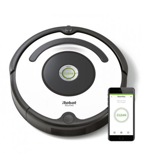 IROBOT Aspirateur Robot connecté ROOMBA 675