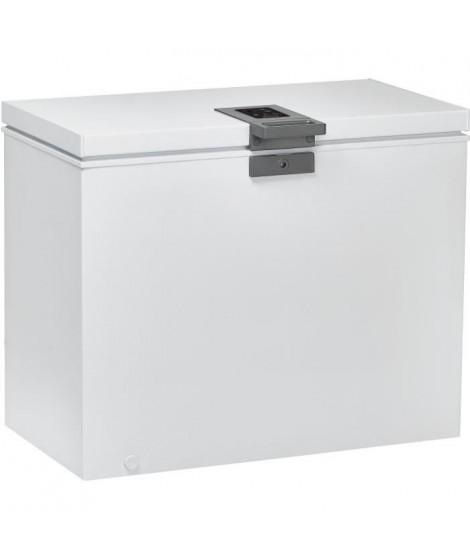 CANDY - CMCH 202 EL - Congélateur coffre - 197L - Froid statique - A+ - L95cm x H82,5cm - Blanc