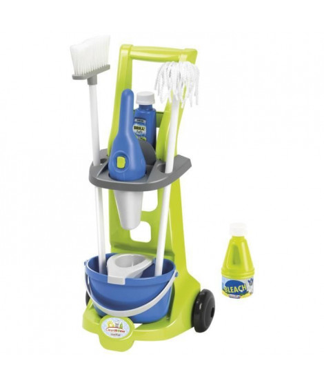 ECOIFFIER CLEAN HOME Chariot Ménage