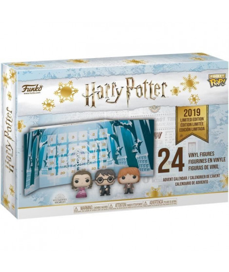 Calendrier de l' avent : Funko Pocket Pop! Harry Potter