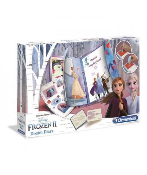 CLEMENTONI - L'Agenda d'Elsa - La Reine des Neiges 2