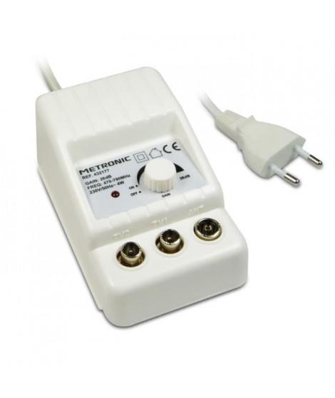 METRONIC 432177 Ampli d'intérieur - Blanc