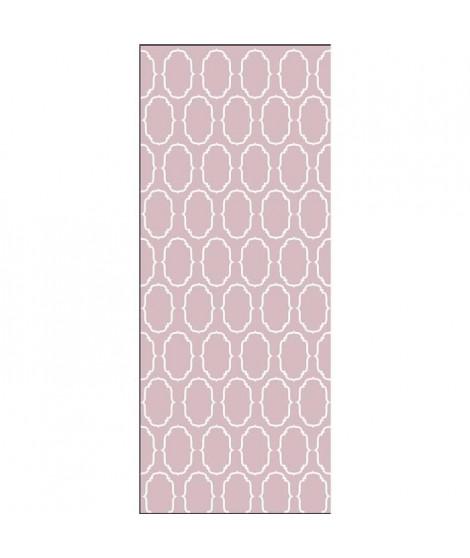 PLAGE Panneau en intissé Panoramique - Sienna rose240x98cm