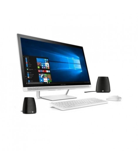 "HP Pavilion Tout-en-un -27""-27a213nf-RAM 8Go- Windows 10- Intel CORE I5- NVIDIA GT930MX -Disque dur 1To + enceintes"