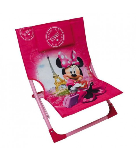 MINNIE Chaise De Plage - Disney