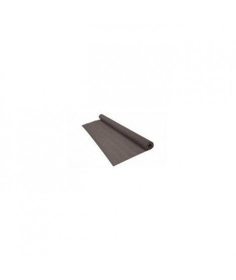 IDEAL GARDEN Brise vue Elegance - 200 g/m² - 1 x 3 m - Gris Perle