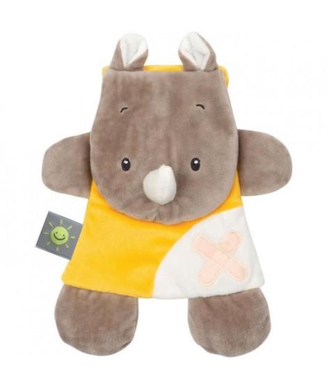 NATTOU - Buddiezz Bouillotte rhinocéros