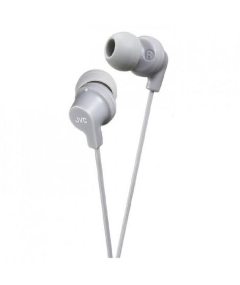 JVC HA FX10 H - Ecouteurs intra gris