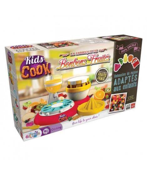 Goliath - fabrique de Bonbons Fruités 2.00 - Loisir créatif - Cuisine
