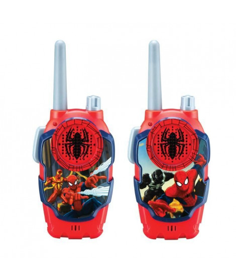 SPIDERMAN Talkie-walkie pour enfant