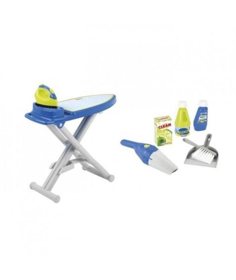 ECOIFFIER Pack table a repasser + accessoires ménage