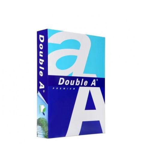 DOUBLE A Papier ramette 80 A4, qualité Premium-80g (Lot de 3)