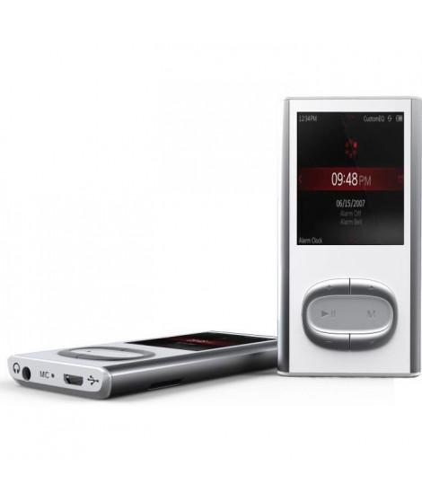 MPMAN Baladeur MP3 - Bluetooth - Lecteur de carte micro SDHC 16Go - Egaliseur Graphique - Autonomie 13h