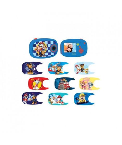 LEXIBOOK - Pat' Patrouille - Appareil photo numérique avec 10 stickers