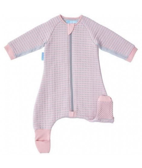 THE GRO COMPANY - Sur-pyjama GroRompers - Rayures roses - 24-36 mois