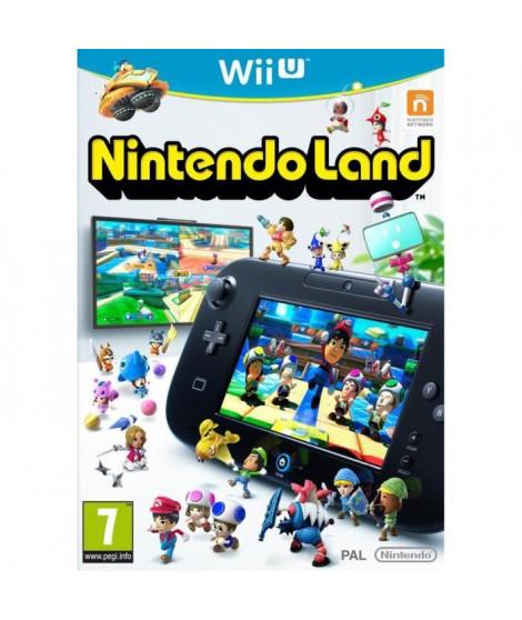 Nintendo Land - Jeu Wii U