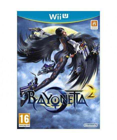 Bayonetta 2 - Jeu Wii U