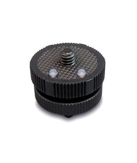Zoom HS-1 Adaptateur permettant de fixer un H1, H4n, H5 & H6 directement sur un appareil photo ou un camescope