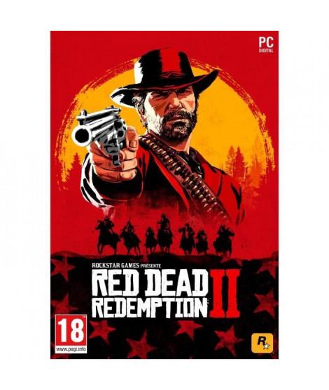 Red Dead Redemption 2 Jeu PC a télécharger (code dans la boîte)