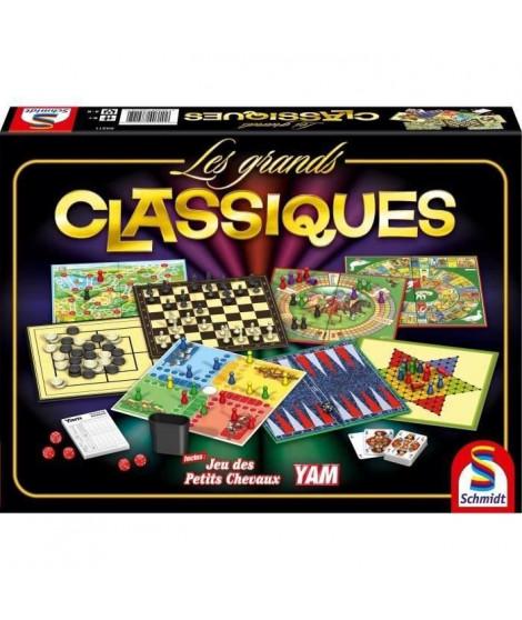 SCHMIDT - Les grands Classiques - Jeux de société