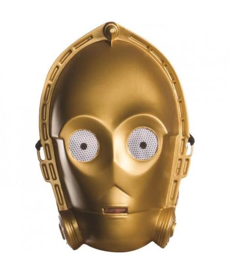 STAR WARS Masque C3PO pour adulte