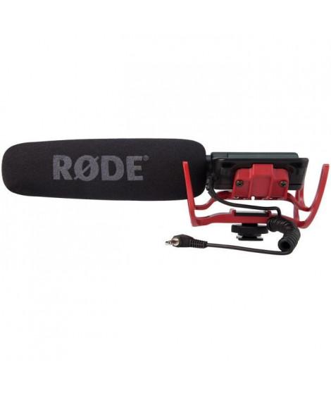 RODE Microphone compact VideoMic R - Pour caméra et appareil photo numérique