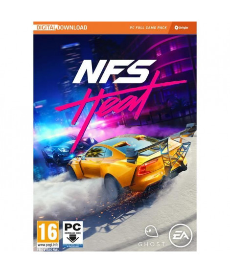 Need For Speed Heat Jeu PC a télécharger
