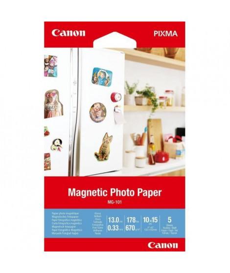 CANON Papier Photo Magnétique