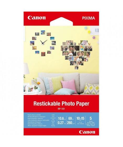 CANON Papier Photo Repositionnable