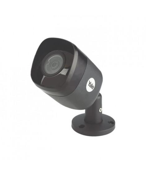 YALE Caméra Analogique HD - 1080p - Pour Systeme de Vidéosurveillance Intérieur/Extérieur (IP67) - Lentille 3,6 mm