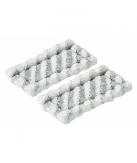 BOSCH 2 petits chiffons micro-fibres