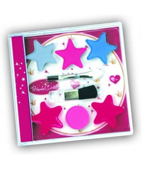Klein - 5237 - Cosmétique - Palette de Maquillage Petit Modele Princess Coralie, Forme Boîtier CD