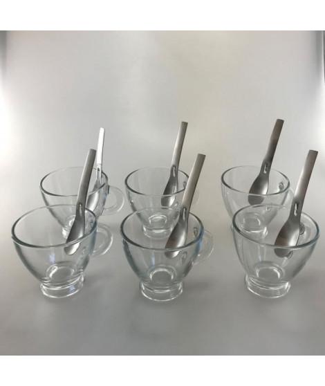 LEBRUN - 9100092030012 - Coffret 12 pieces Thé
