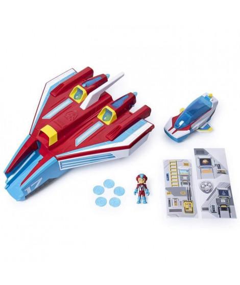 PAT PATROUILLE Supersonic Jet MIGTHY PUPS