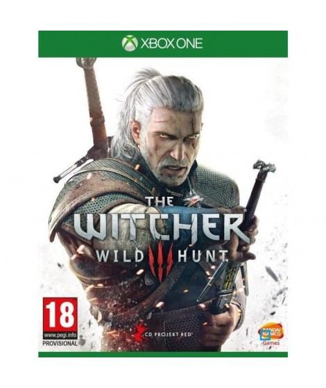 The Witcher 3 : Wild Hunt Jeu Xbox One
