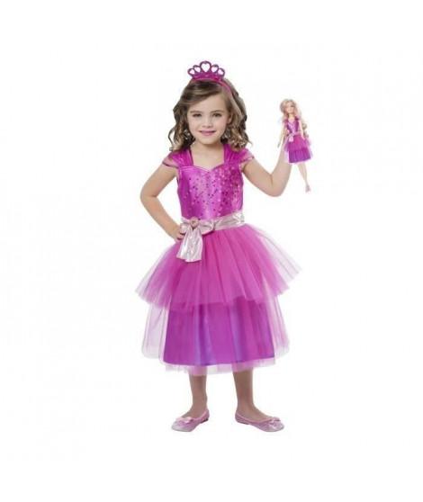 Barbie costume Princesse et déguisement de poupée