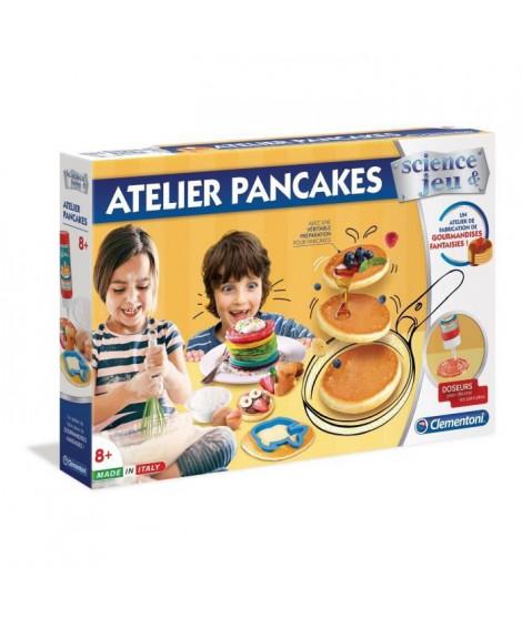 CLEMENTONI Créateur de talents - Mon Atelier a Pancakes