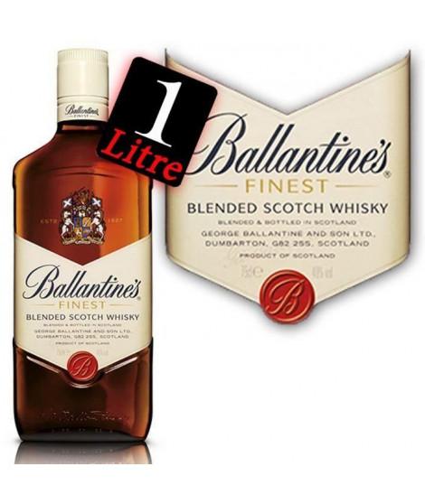 Ballantine's Finest 1 litre 40°