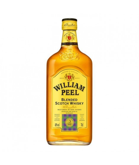 William Peel  70cl