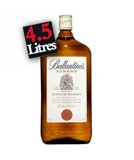Ballantine's Finest Gallon 4.5L