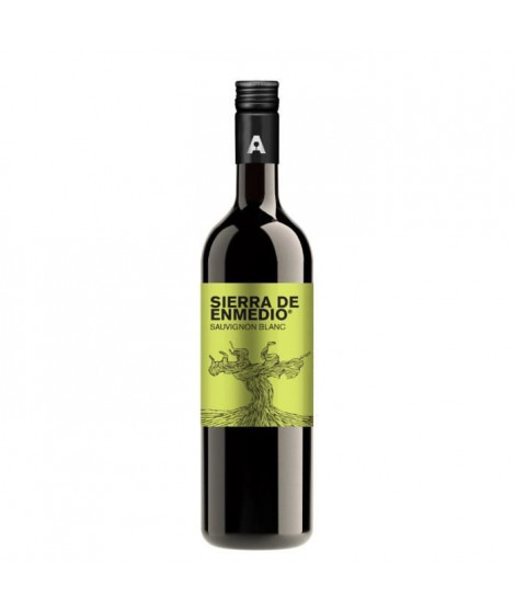 BODEGA ALCENO Sierra de Enmedio Sauvignon - Vin Blanc - 75 cl
