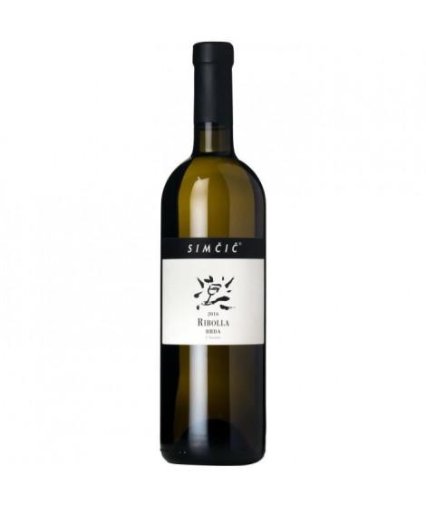 Simcic Majan 2016 Ribolla Classic - Vin blanc de Slovénie